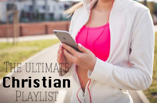ultimate christian workout playlist music