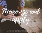week 3-memorizing-scripture-bible verses